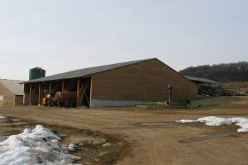 Bâtiment agricole - (12)