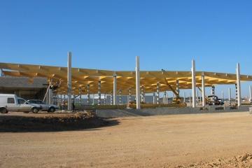 Bâtiment Antix - Gallargues (34)