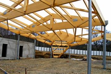 Bâtiment d'accueil VULCANIA - (63)