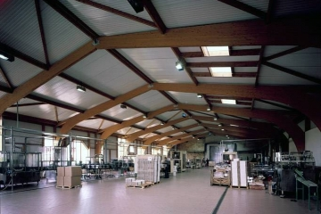 Hall d'embouteillage - Parnac (46)