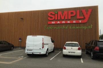 Remodeling - Simply Market - Launaguet (31)